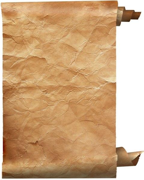Pergaminho De Impressao Livre